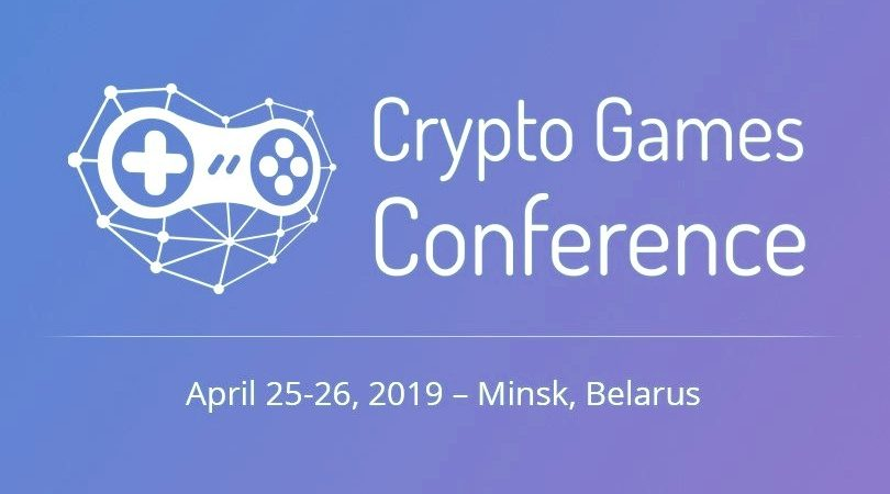 What do we know about Crypto Games Conference 2019